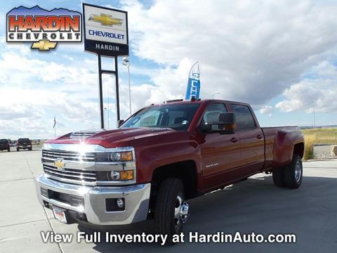 2018 Chevrolet Silverado 3500HD for sale in Hardin, MT