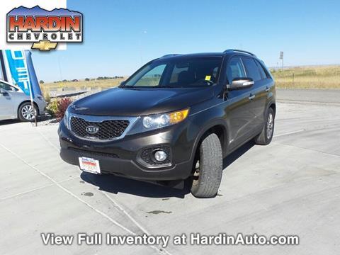 2011 Kia Sorento for sale in Hardin, MT