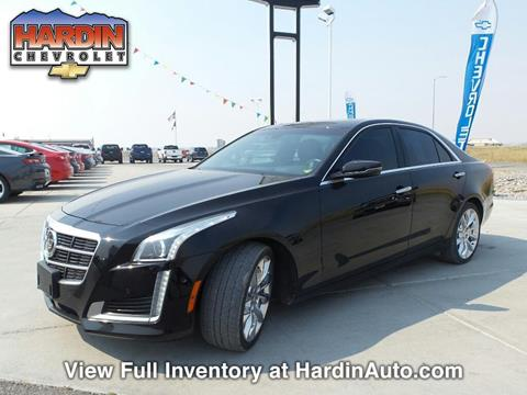 2014 Cadillac CTS for sale in Hardin MT