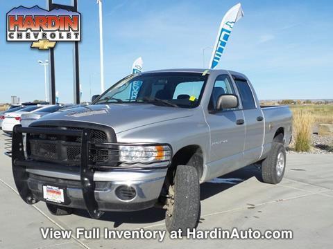 2004 Dodge Ram Pickup 1500 for sale in Hardin, MT