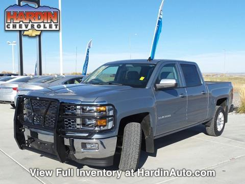 2015 Chevrolet Silverado 1500 for sale in Hardin, MT