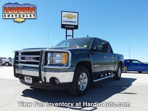 Used gmc sierra 1500 for sale in montana for Mile high motors butte