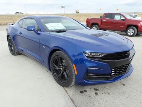 2019 Chevrolet Camaro for sale in Hardin, MT