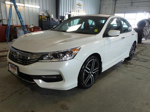 2016 Honda Accord for sale in Hardin, MT
