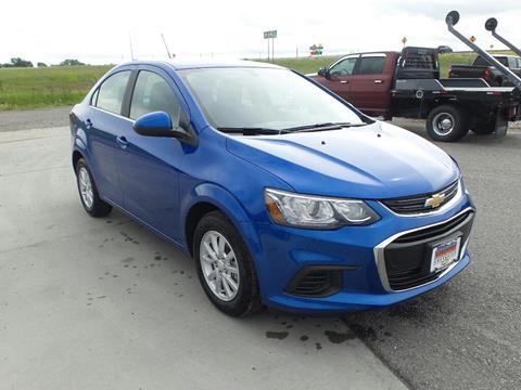 2019 Chevrolet Sonic for sale in Hardin, MT