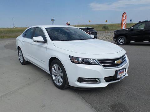 2019 Chevrolet Impala for sale in Hardin, MT