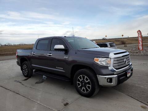 2017 Toyota Tundra for sale in Hardin, MT