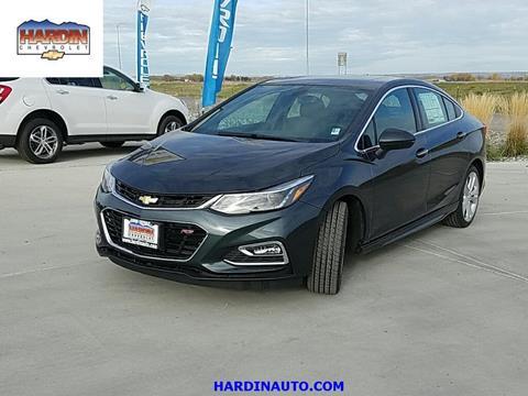 2017 Chevrolet Cruze for sale in Hardin, MT