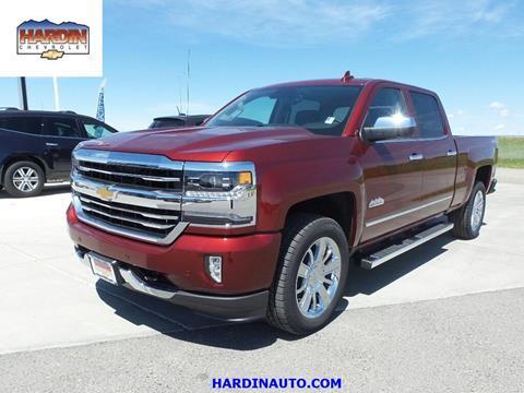 2017 Chevrolet Silverado 1500 for sale in Hardin, MT