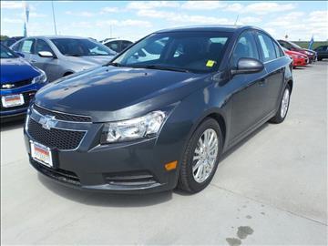 2013 Chevrolet Cruze for sale in Hardin, MT