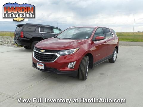 2018 Chevrolet Equinox for sale in Hardin, MT