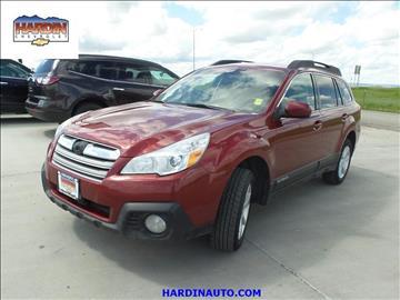 2013 Subaru Outback for sale in Hardin, MT