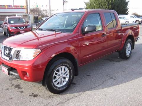 2014 Nissan Frontier for sale in Annapolis, MD