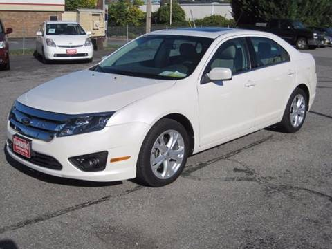2012 Ford Fusion for sale in Annapolis, MD