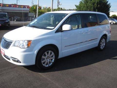 2015 Chrysler Town and Country for sale in Annapolis, MD