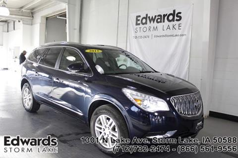 2015 Buick Enclave for sale in Storm Lake, IA