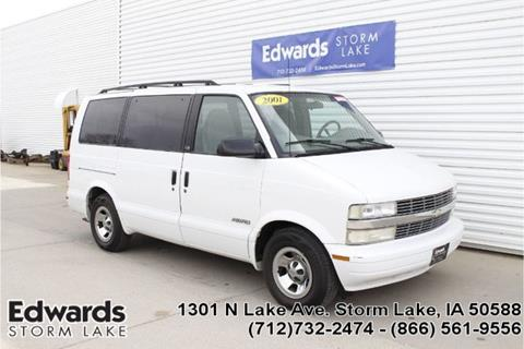 2001 Chevrolet Astro for sale in Storm Lake, IA