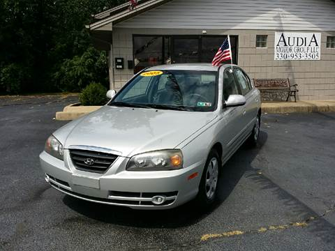 2005 Hyundai Elantra for sale in Austintown, OH