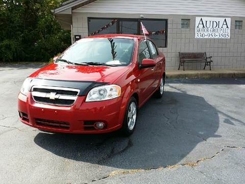 2008 Chevrolet Aveo for sale in Austintown, OH