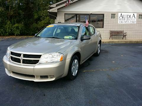 2008 Dodge Avenger for sale in Austintown OH