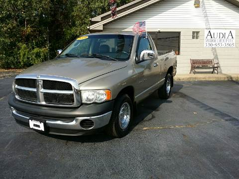 2005 Dodge Ram Pickup 1500 for sale in Austintown OH