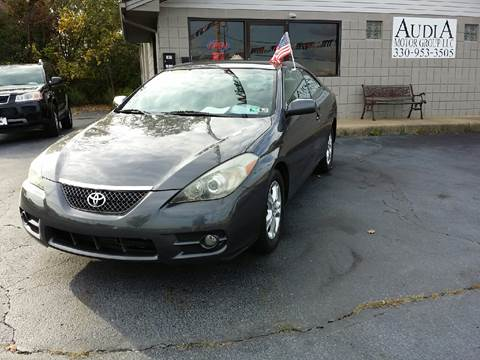 2008 Toyota Camry Solara for sale in Austintown OH