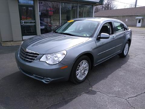 2007 chrysler sebring for sale in ohio. Black Bedroom Furniture Sets. Home Design Ideas