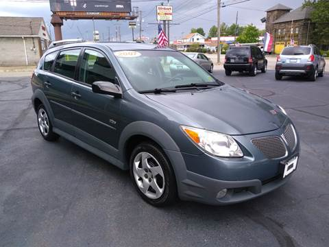 2007 Pontiac Vibe for sale in Austintown, OH