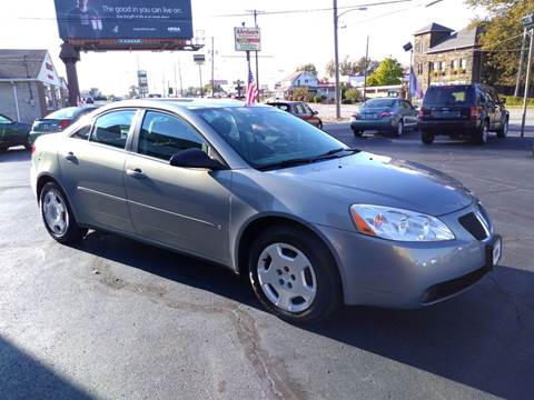 2007 Pontiac G6 for sale in Austintown, OH