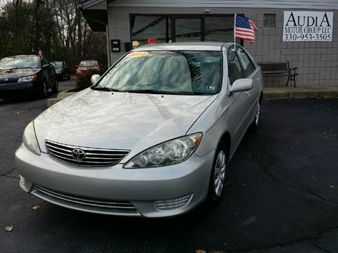 2005 Toyota Camry for sale in Austintown, OH