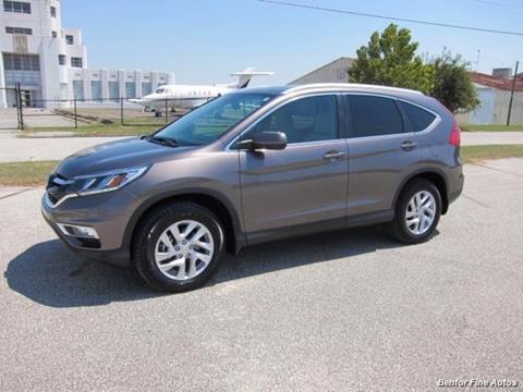 2016 Honda CR-V for sale in Houston, TX