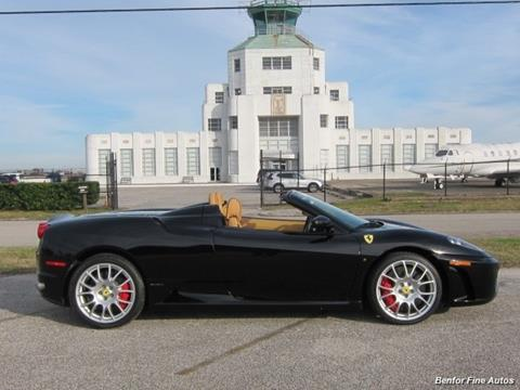 2008 Ferrari F430 Spider For Sale In Houston Tx