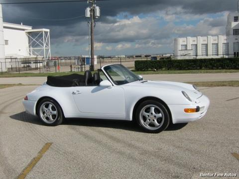 1998 Porsche 911 for sale in Houston, TX