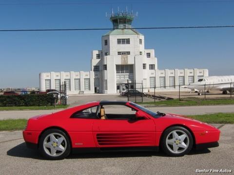 1990 Ferrari 348 For Sale In Houston Tx
