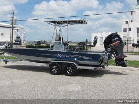 2017 Xpress 24 bay center console for sale in Houston, TX