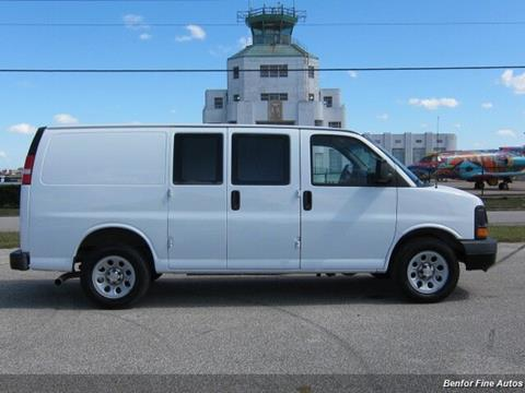 2010 Chevrolet Express Cargo for sale in Houston, TX