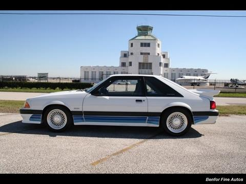 1987 Ford Mustang for sale in Houston, TX