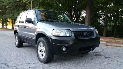 2007 Ford Escape for sale in Stone Mountain, GA