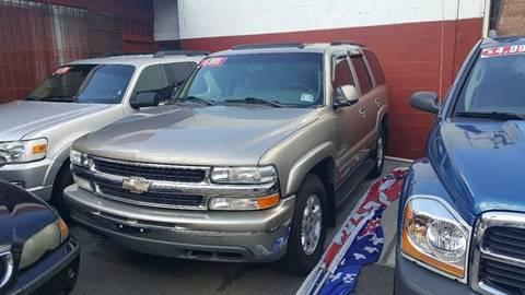2003 Chevrolet Tahoe for sale in Newark, NJ
