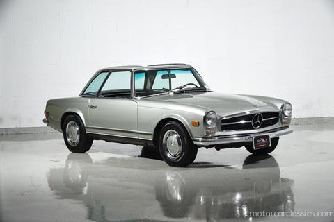 1968 Mercedes-Benz 280-Class for sale in Farmingdale, NY