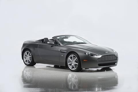 2008 Aston Martin V8 Vantage For Sale In Farmingdale, NY