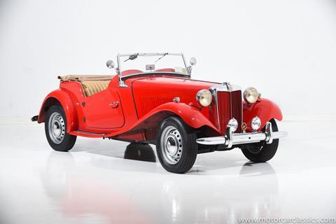 1950 MG TD for sale in Farmingdale, NY