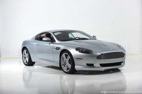 2009 Aston Martin Db9 For Sale Carsforsale