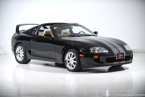 1995 Toyota Supra for sale in Farmingdale, NY