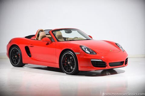 2014 Porsche Boxster for sale in Farmingdale, NY