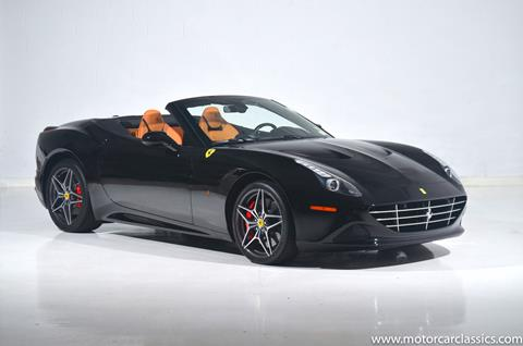 2018 Ferrari California T for sale in Farmingdale, NY