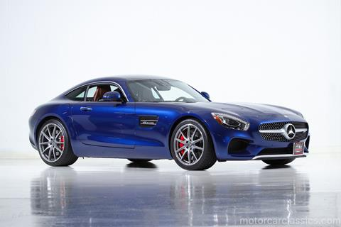 2016 Mercedes-Benz AMG GT for sale in Farmingdale, NY