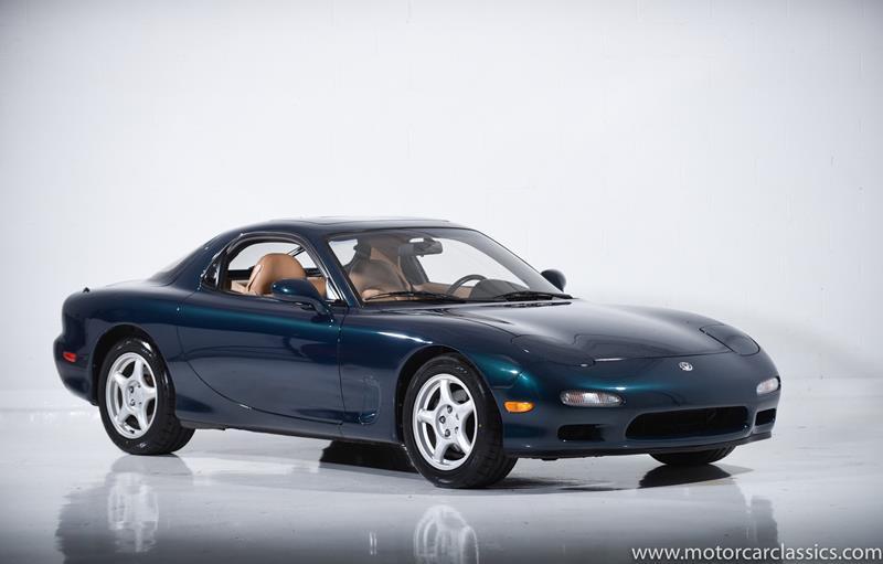1993 Mazda RX-7 for sale at Motorcar Classics in Farmingdale NY