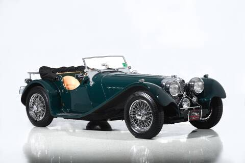 1937 Jaguar SS-Series for sale at Motorcar Classics in Farmingdale NY