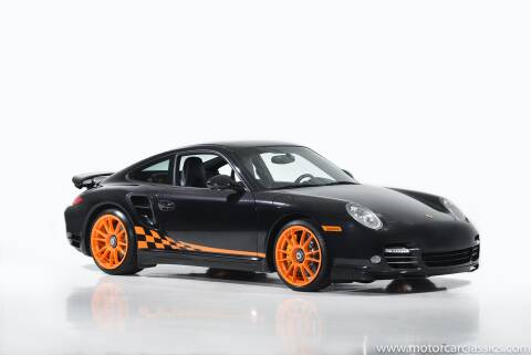 2012 Porsche 911 Turbo S for sale at Motorcar Classics in Farmingdale NY
